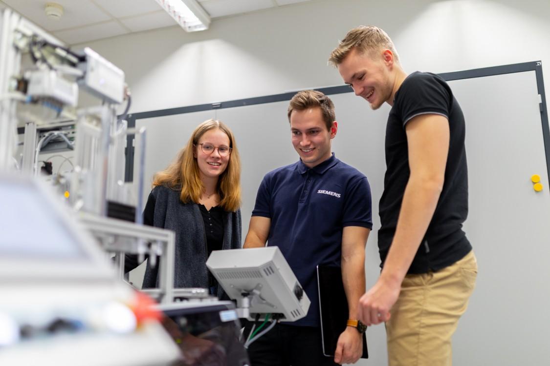 Siemens Ausbildung