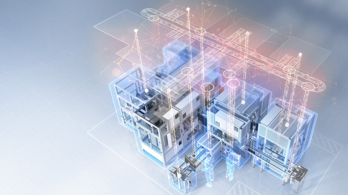 Peer2Peer Production System für die cyberphysische Fertigung