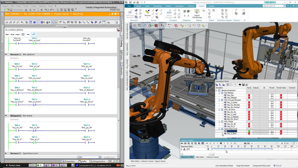 Outstanding solutions – ABI Research names Siemens a leading supplier of manufacturing simulation software