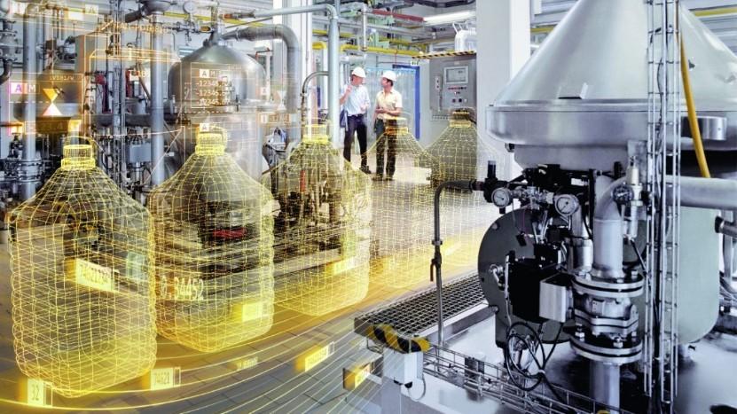 Digitalizace ve výrobě olejů