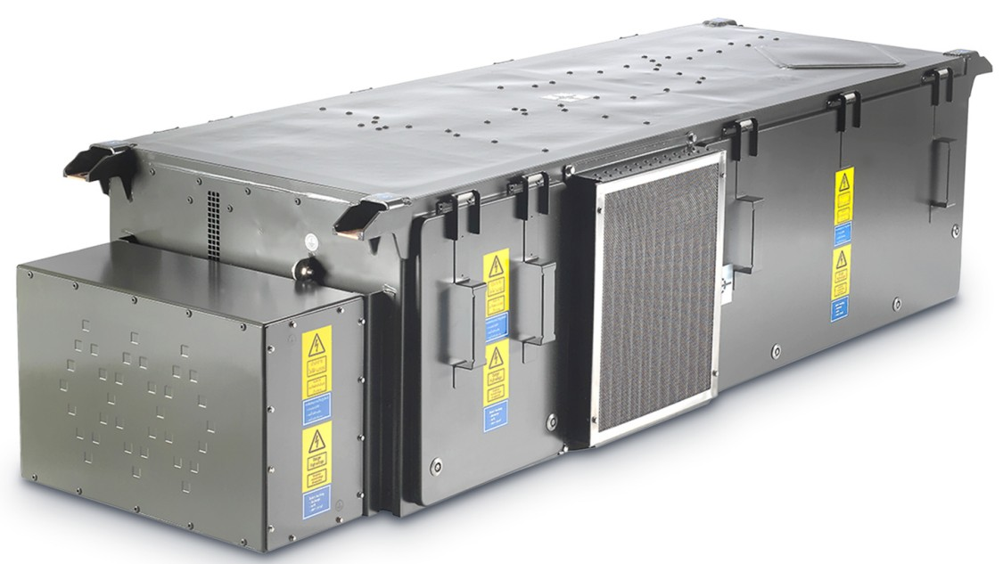 4-in-1 onboard power converter (Metro Inspiro)