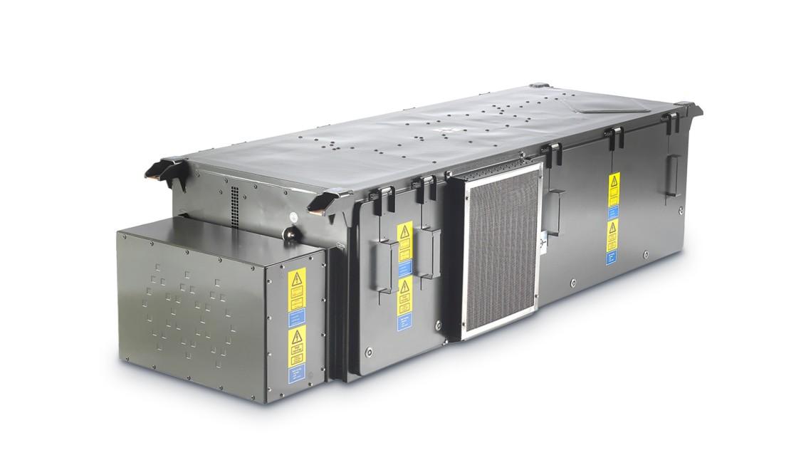 4-in-1-Hilfsbetriebeumrichter (Metro Inspiro)