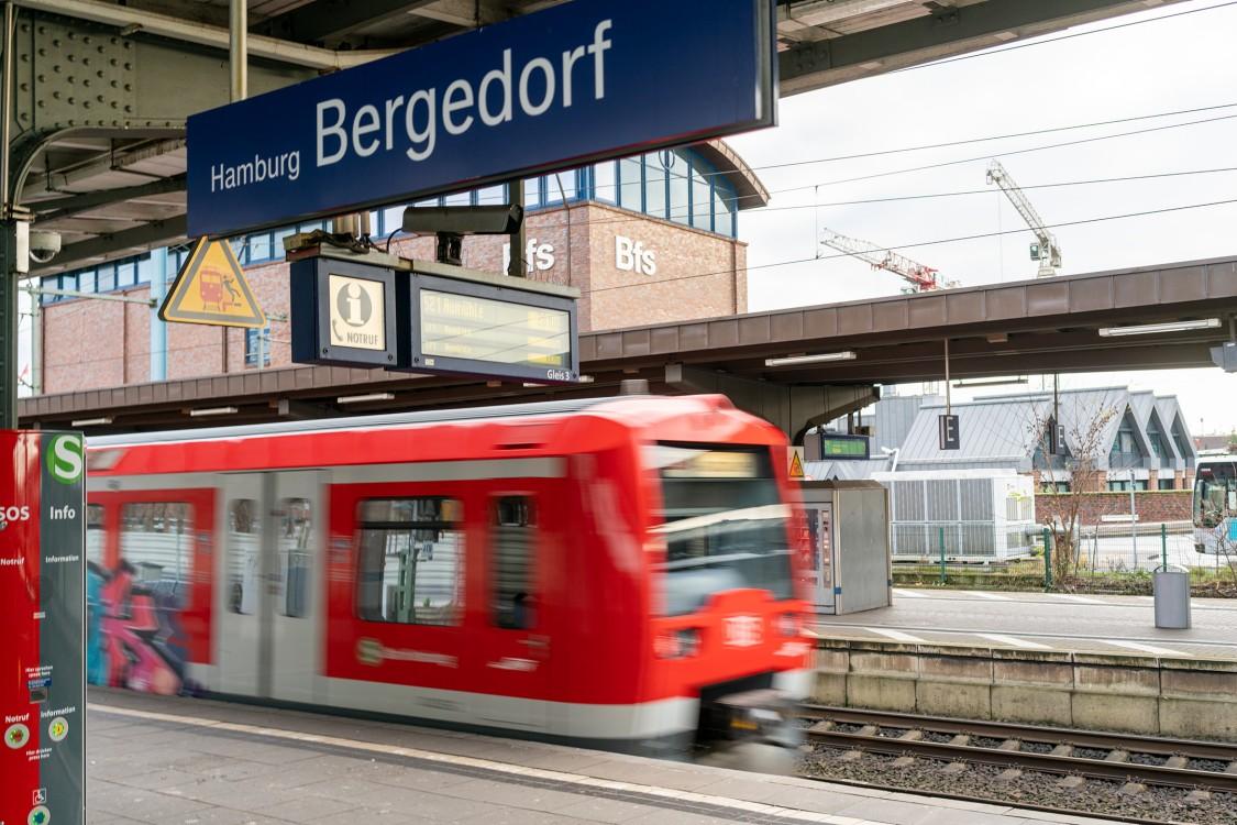 Pilotprojekt für automatisierten Bahnbetrieb in Hamburg