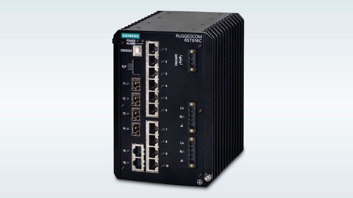 RUGGEDCOM RST916C switch