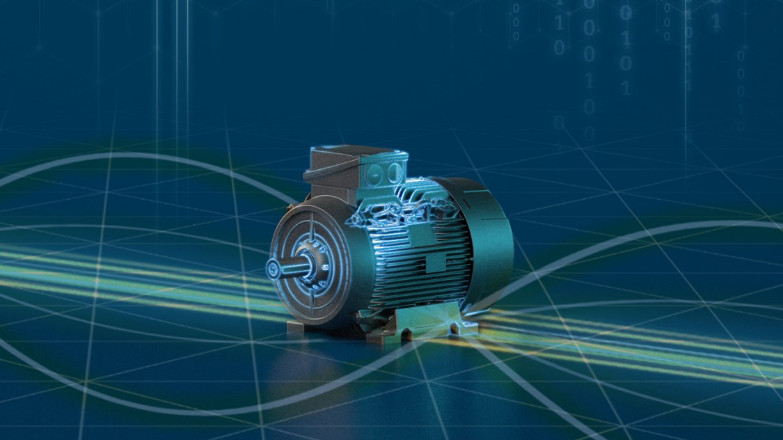SIMOTICS low-voltage motors