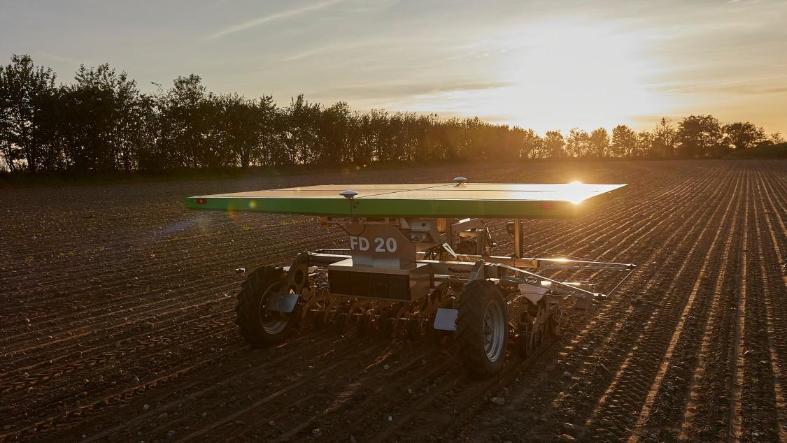 FD20 field robot