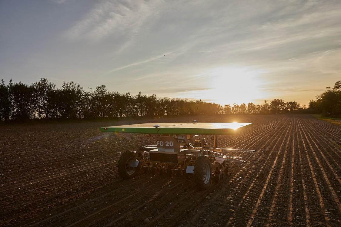 Digital Farming – The future of agriculture