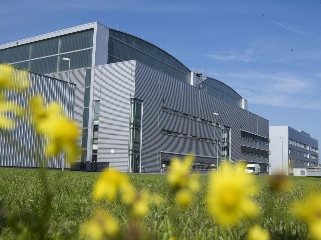 Siemens Gebäudetechnik bei Siemens Energy