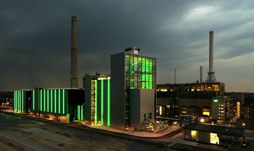 "Siemens sets new world records at Duesseldorf power plant ""Fortuna"""