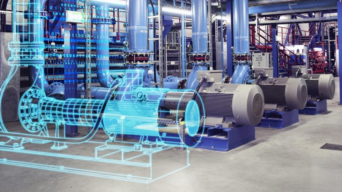 Betriebssimulation von Wasseranlagen