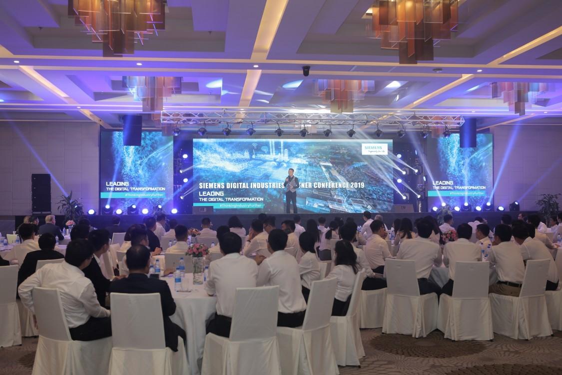 Hội nghị Đối tác Ban Công nghiệp Số Siemens năm 2019