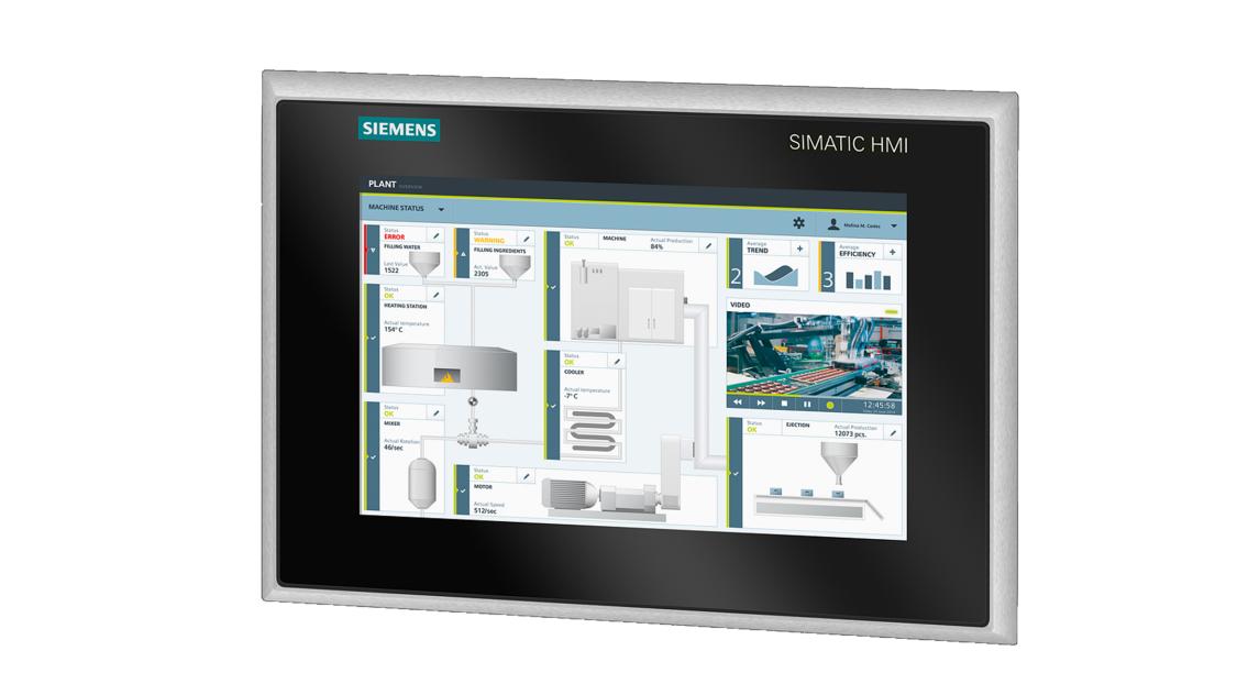SIMATIC HMI TP900 Comfort INOX PCT