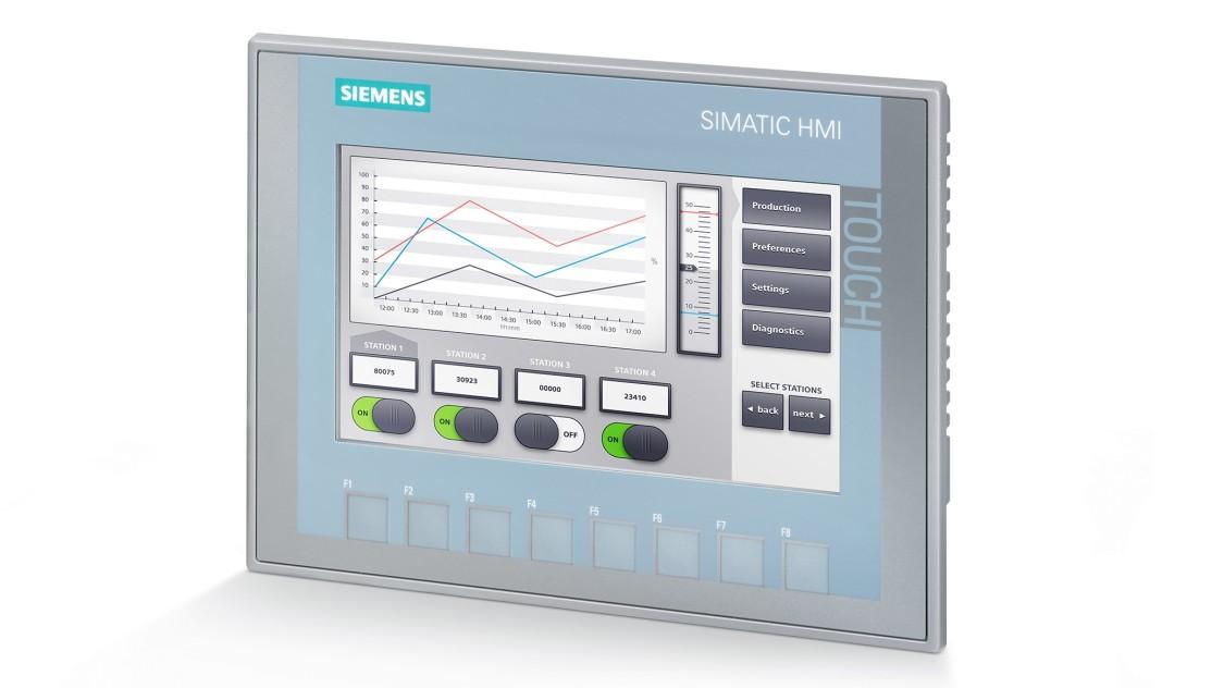 Базовые панели SIMATIC HMI