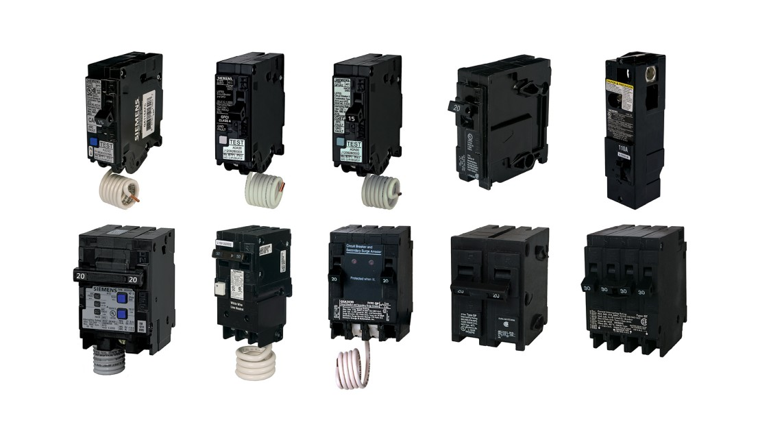 Residential Circuit Breakers