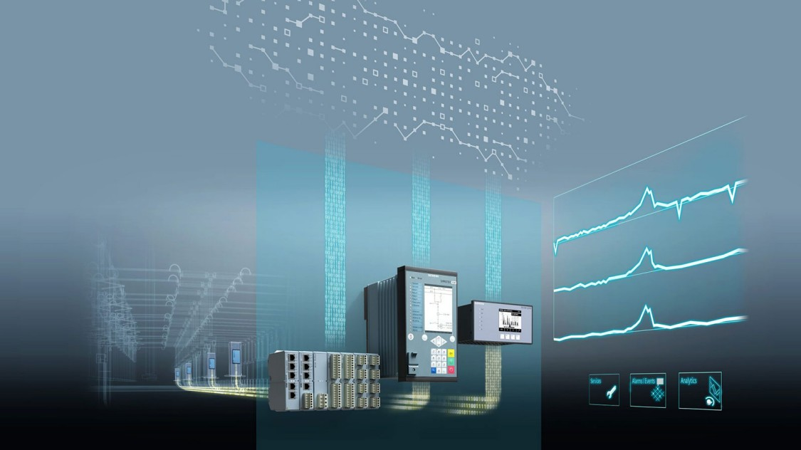 IoT connectivity - Protection Relays, Substation automation, Power Quality