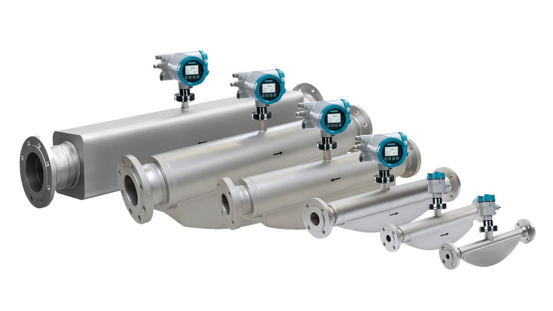Coriolis Flow Measurement | Flow Measurement | Siemens