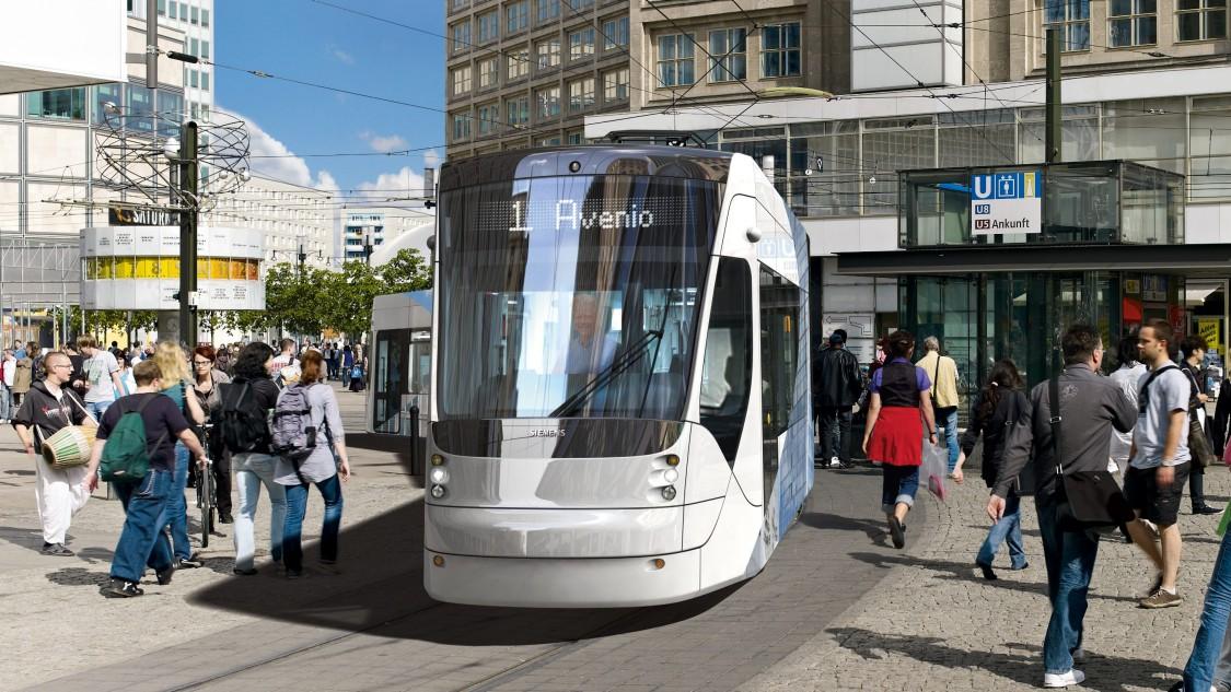 Avenio LF: Niederflur-Straßenbahnen
