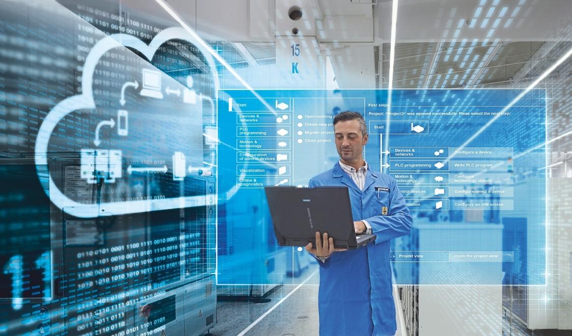 Vývoj v TIA Portal s použitím cloudu – rychlý, efektivní a bezpečný odkudkoli na světě