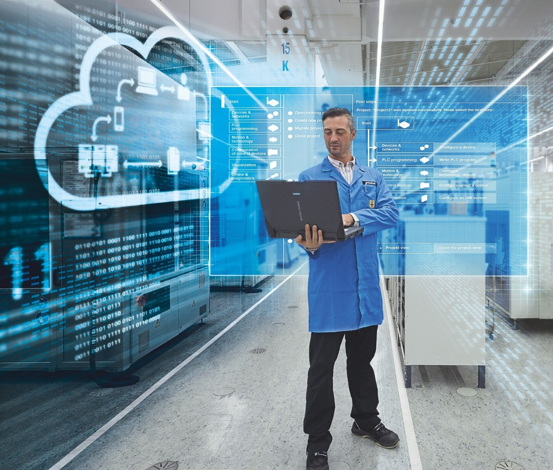 TIA Portal Cloud permits engineering from anywhere, at any time