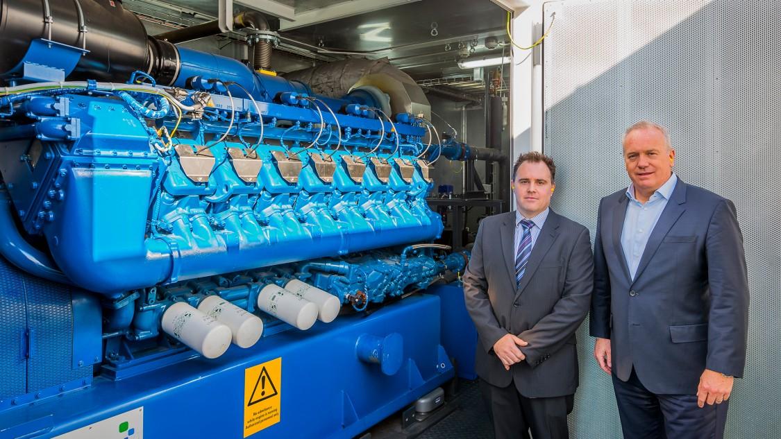 Das dezentrale Energiesystem integriert drei zuvor unabhängige Substationen und sorgt so für mehr Effizienz.
