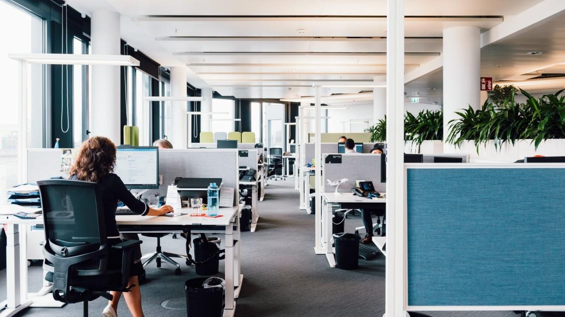 Защита сотрудников в офисных зданиях