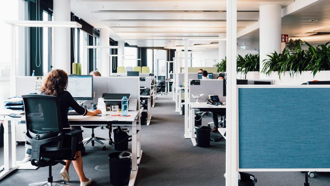 Schutz von Mitarbeitern in Bürogebäuden