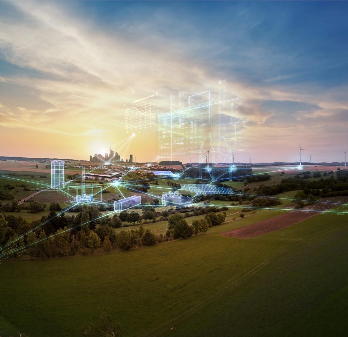 Lösungen für dezentrale Energiesysteme.
