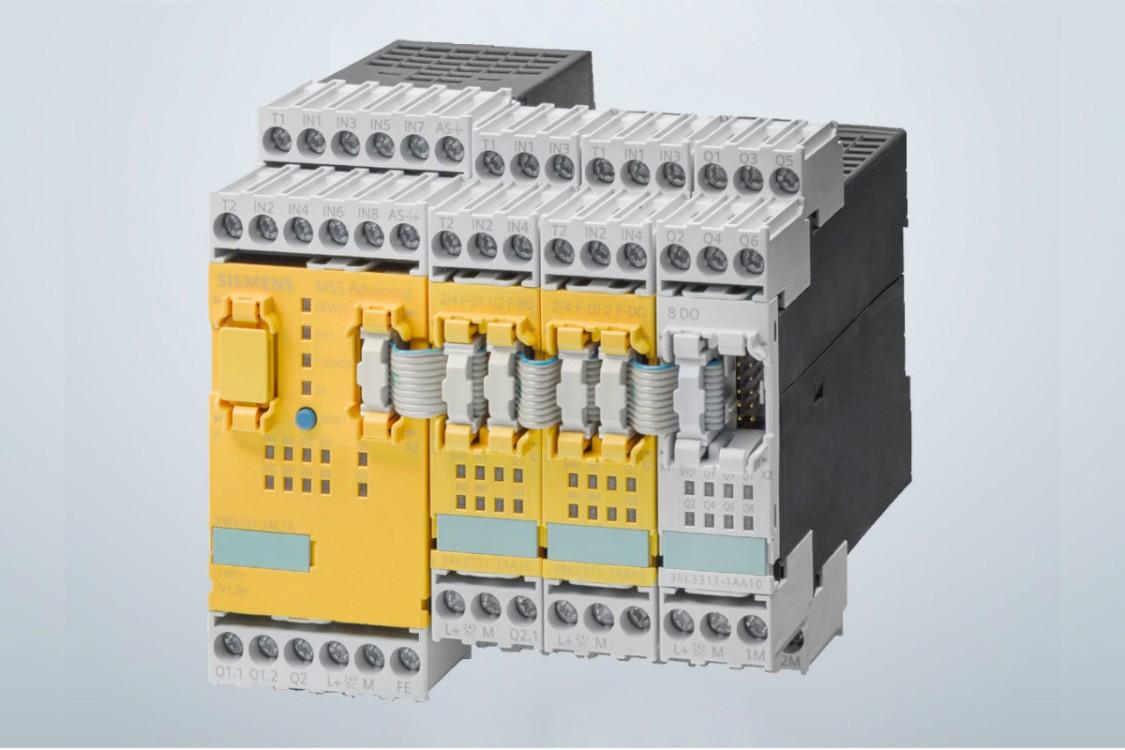 3RK3 modüler emniyet sistemi