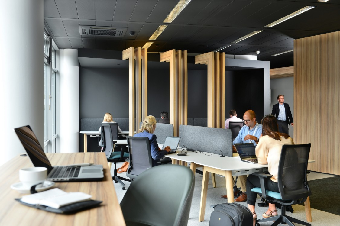 Cowork Siemens: waar innoveren, netwerken en bijleren hand in hand gaan