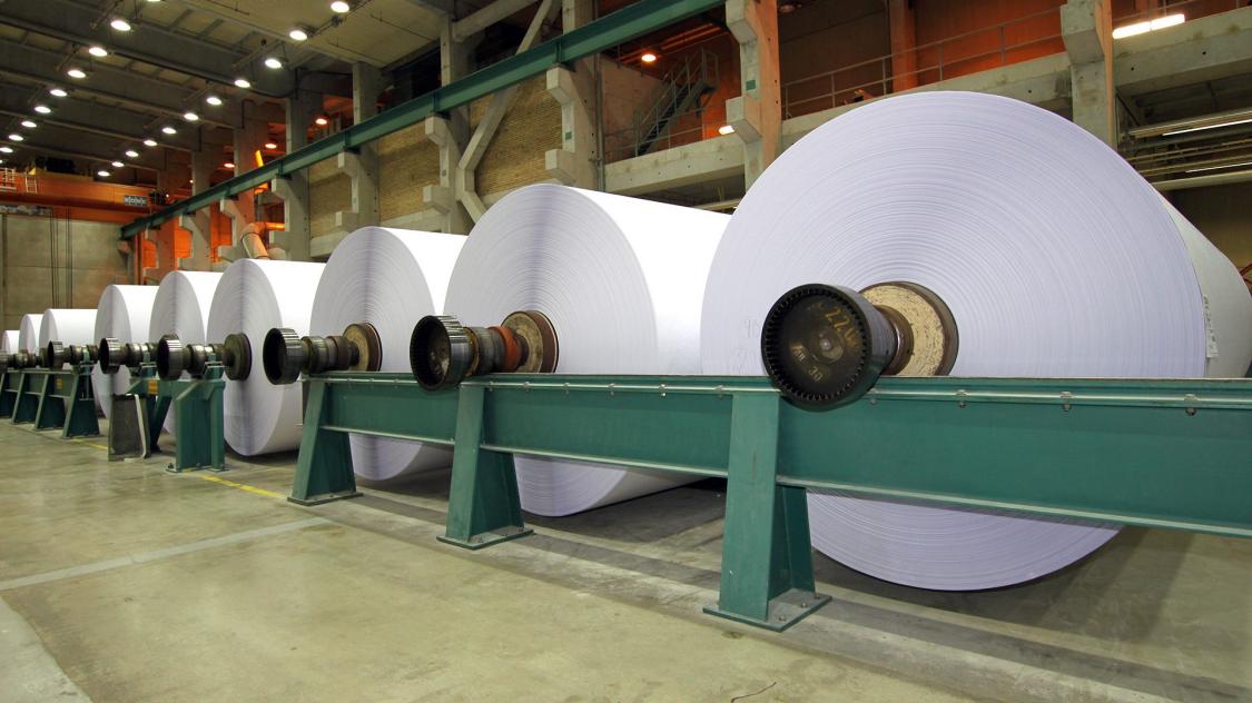 magnifik magnefitprocess pappersbruk
