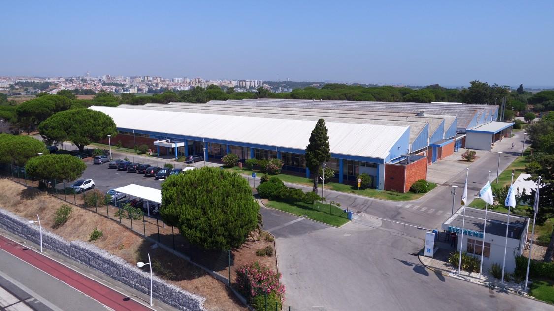 Fábrica de quadros elétricos da Siemens em Corroios