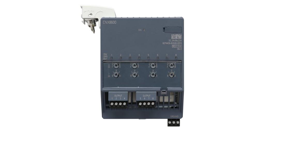 SITOP PSU8600 expansion module 8x2,5A, 6EP4436-8XB00-0DY0