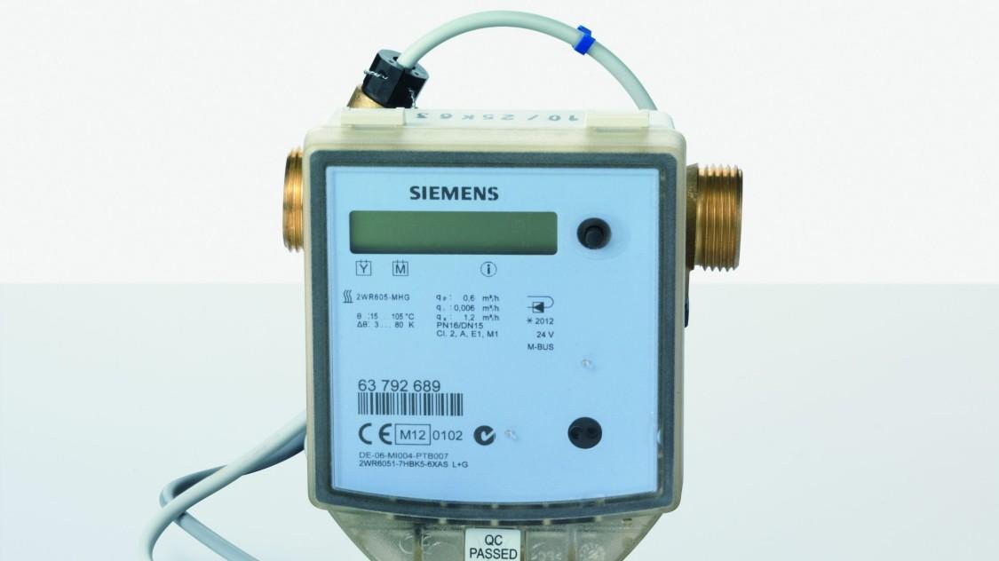 Ultrasonic heat/cooling energy meters