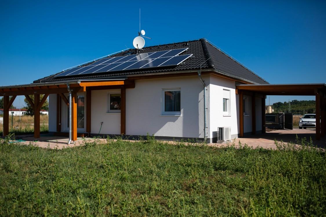 Rýmařovské domy – Vzorový dům Doksany