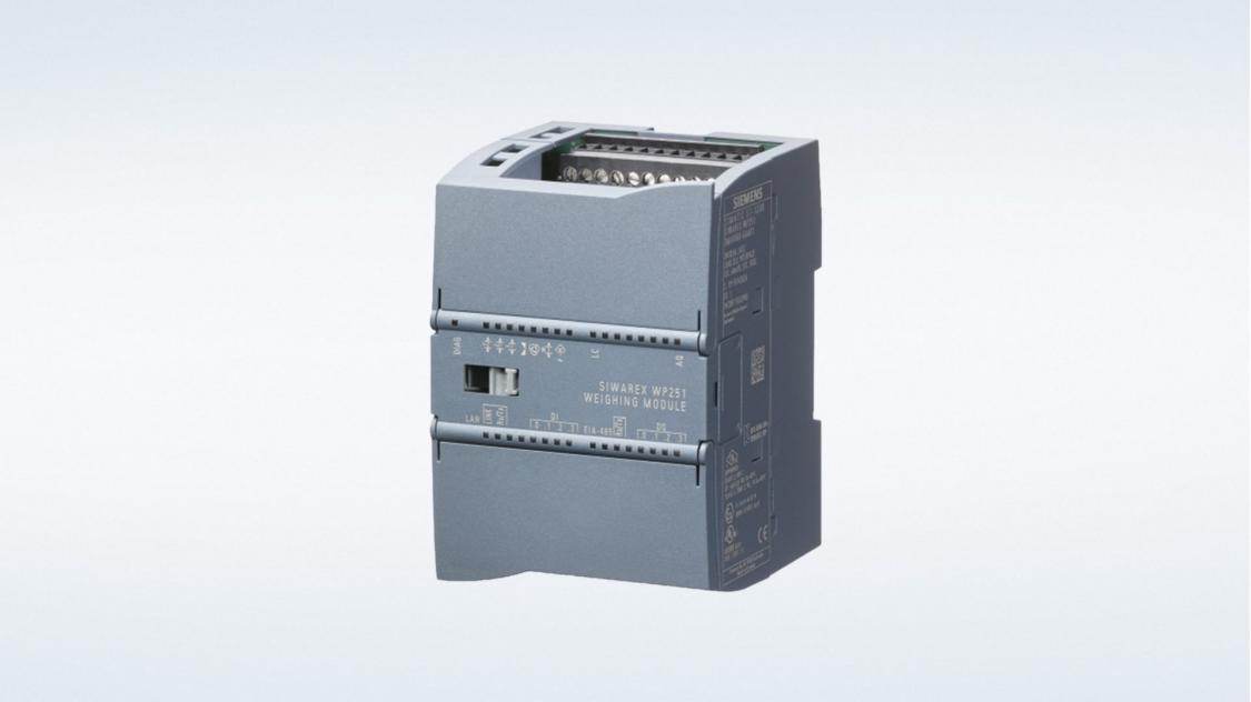 WP251 Weighing Module - Siemens USA