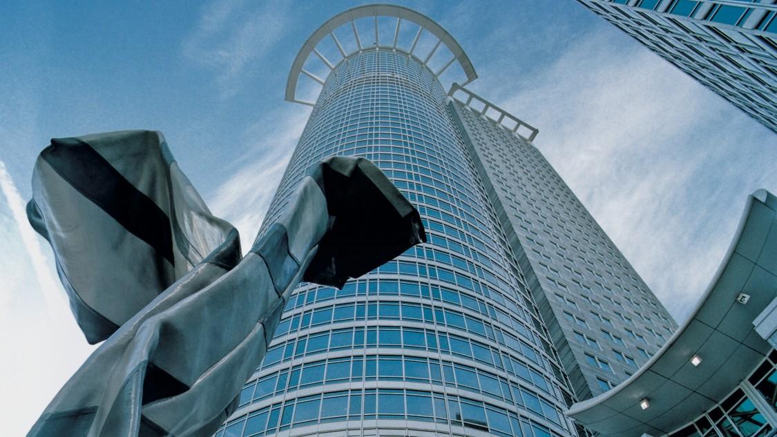 Edificio de oficinas en Frankfurt