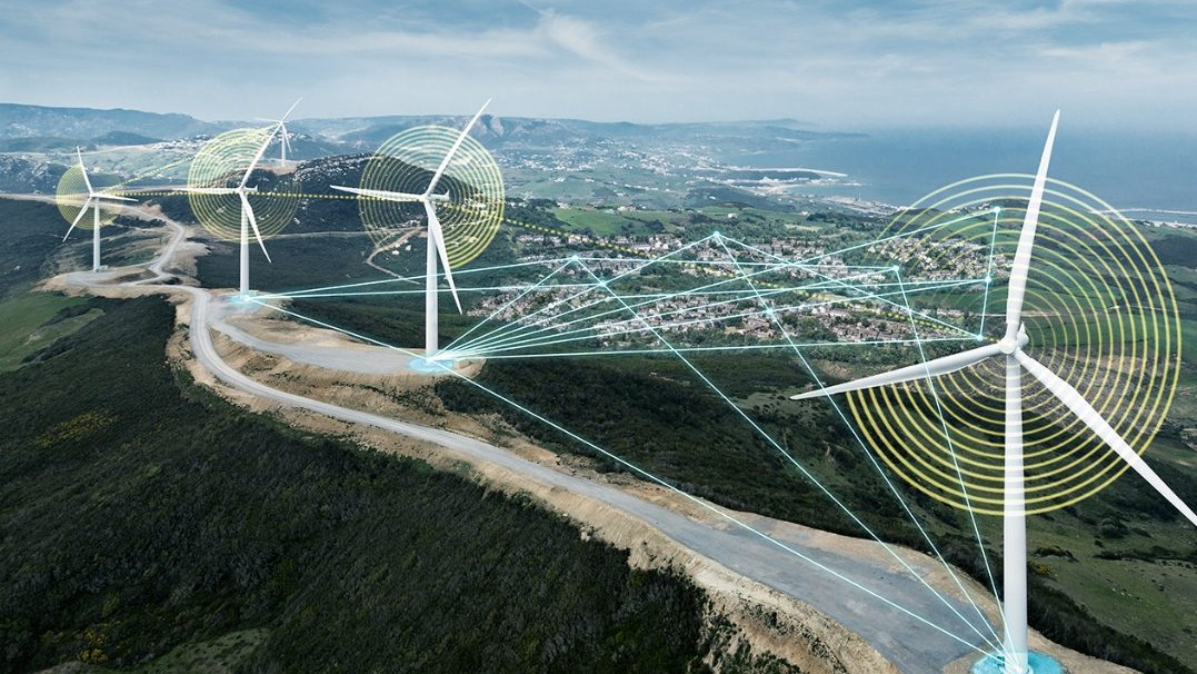 Key Visual Wind energy