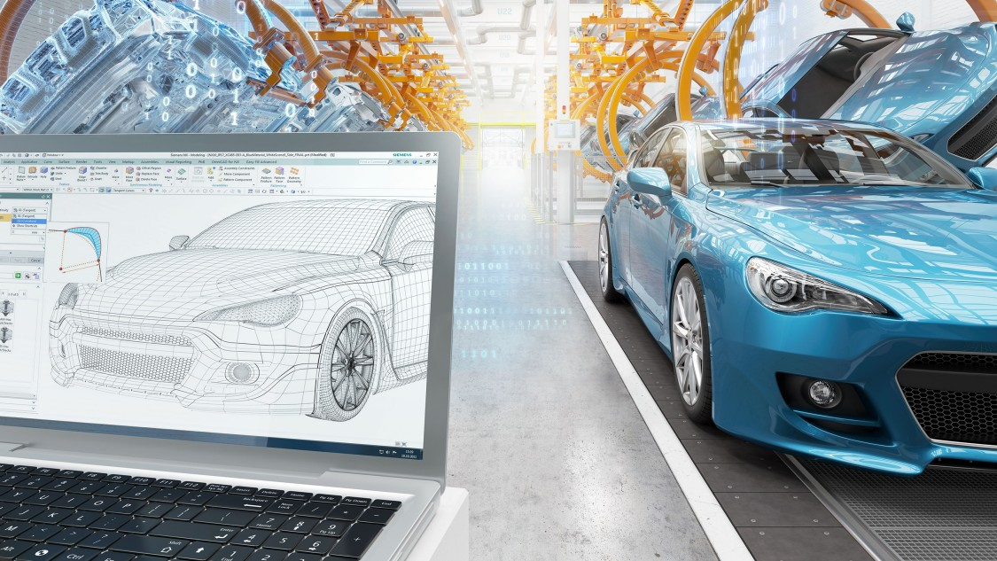 Digital Twins at Siemens PLM