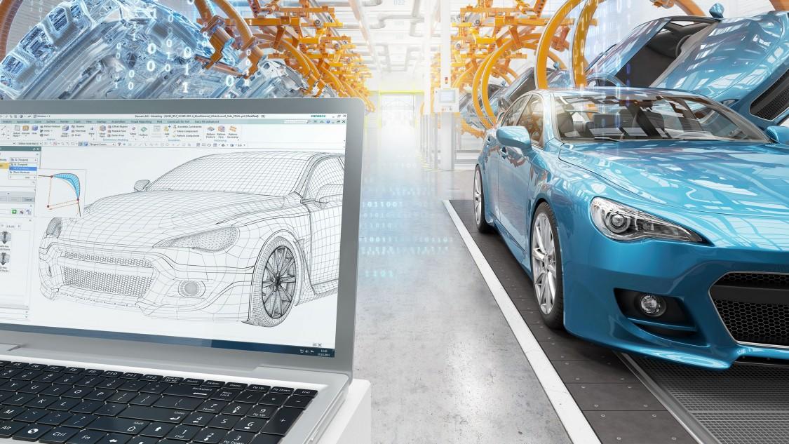 Digitale Zwillinge bei Siemens PLM