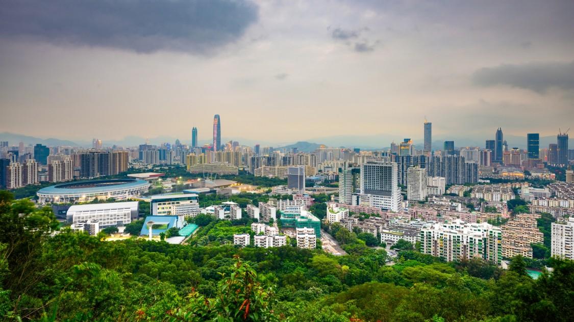 La sostenibilidad de Shenzhen