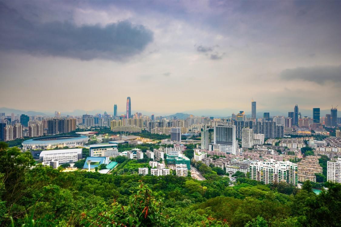 Shenzhen's sustainability