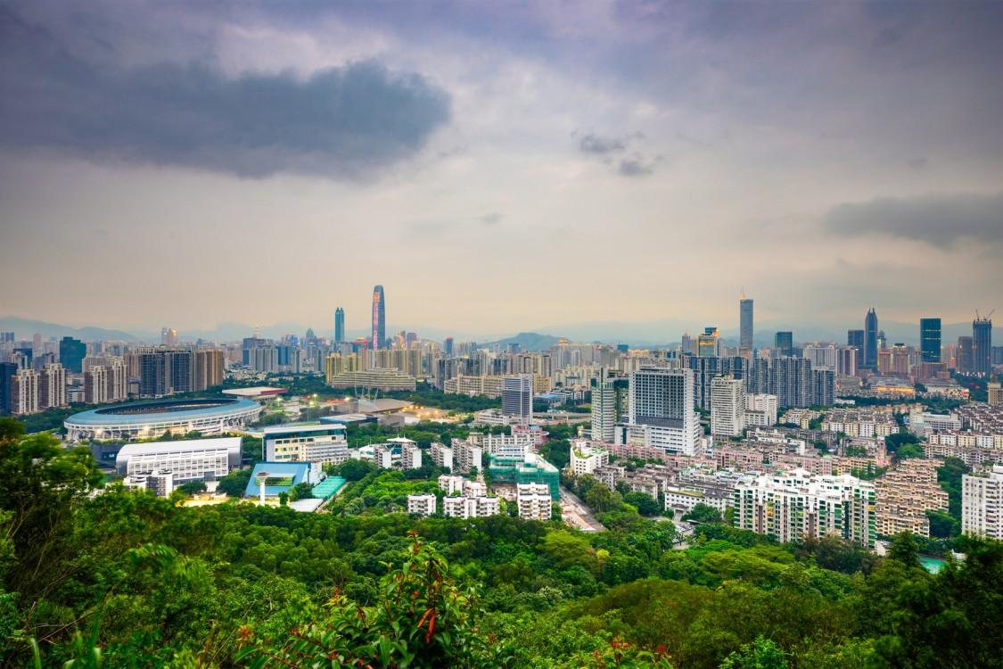 Shenzhen's sustainability