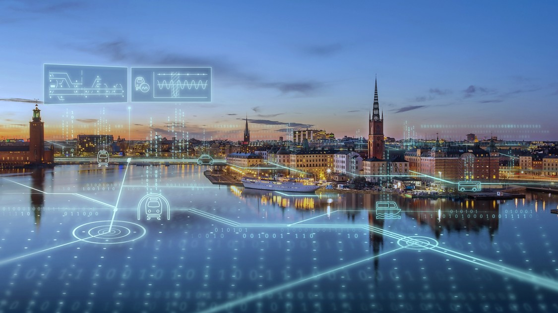 Siemens Mobility Intermodal Smart City