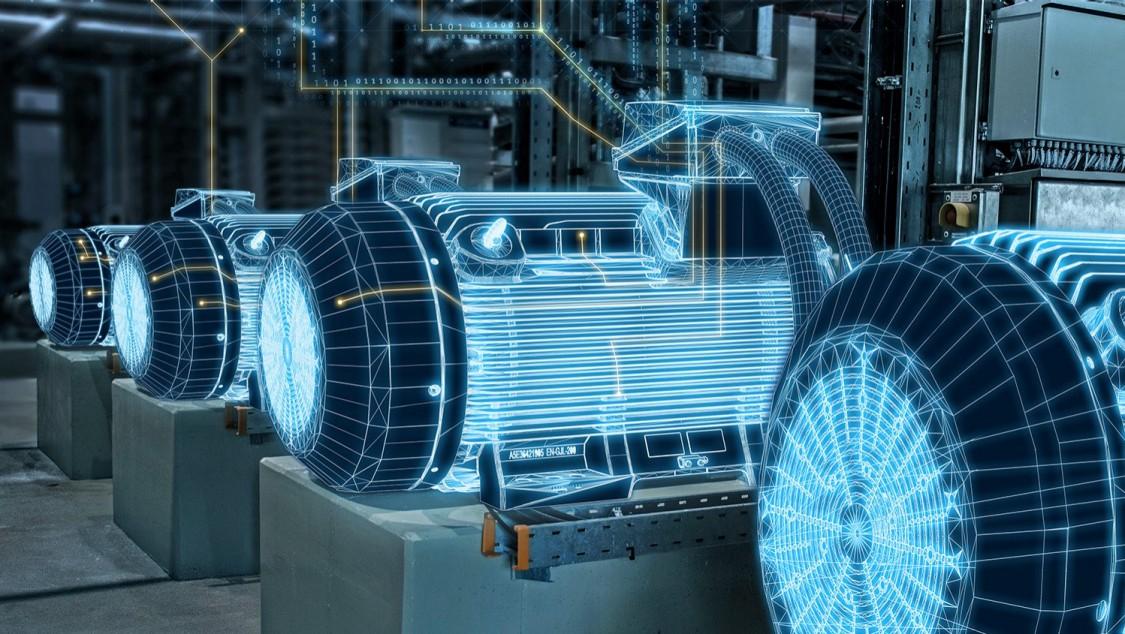 SIMOTICS electric motors