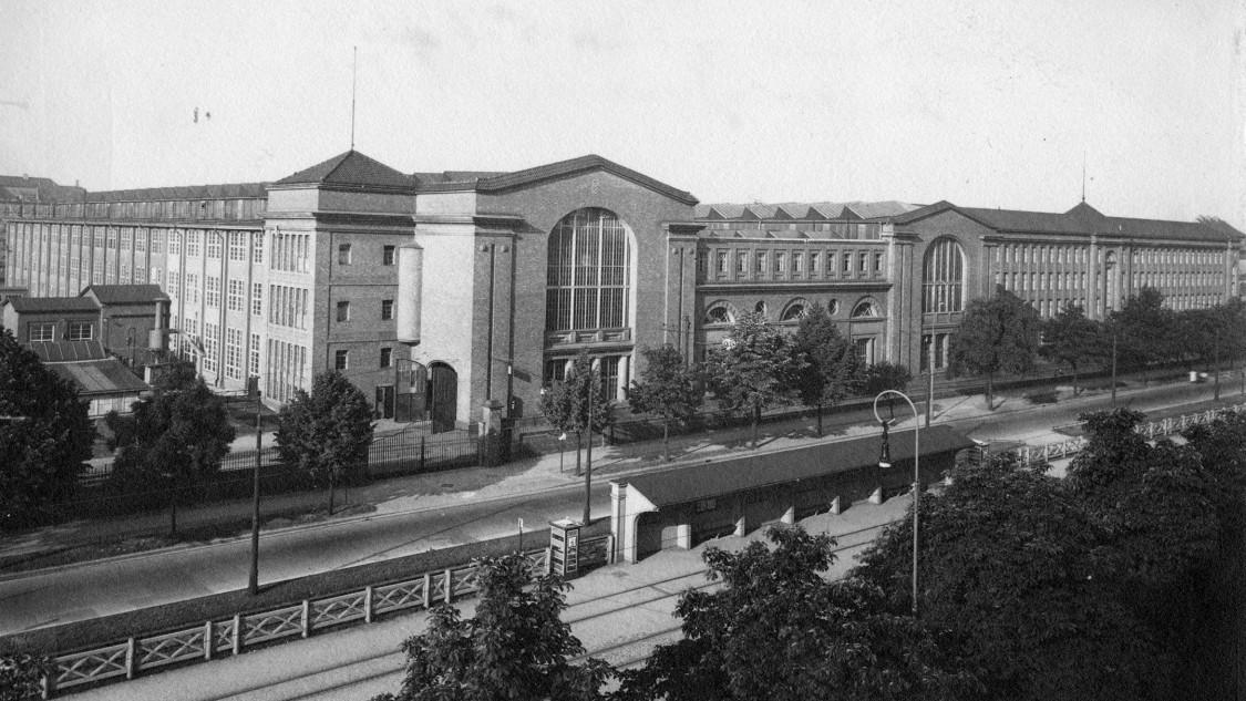 Dynamowerk, ca. 1925
