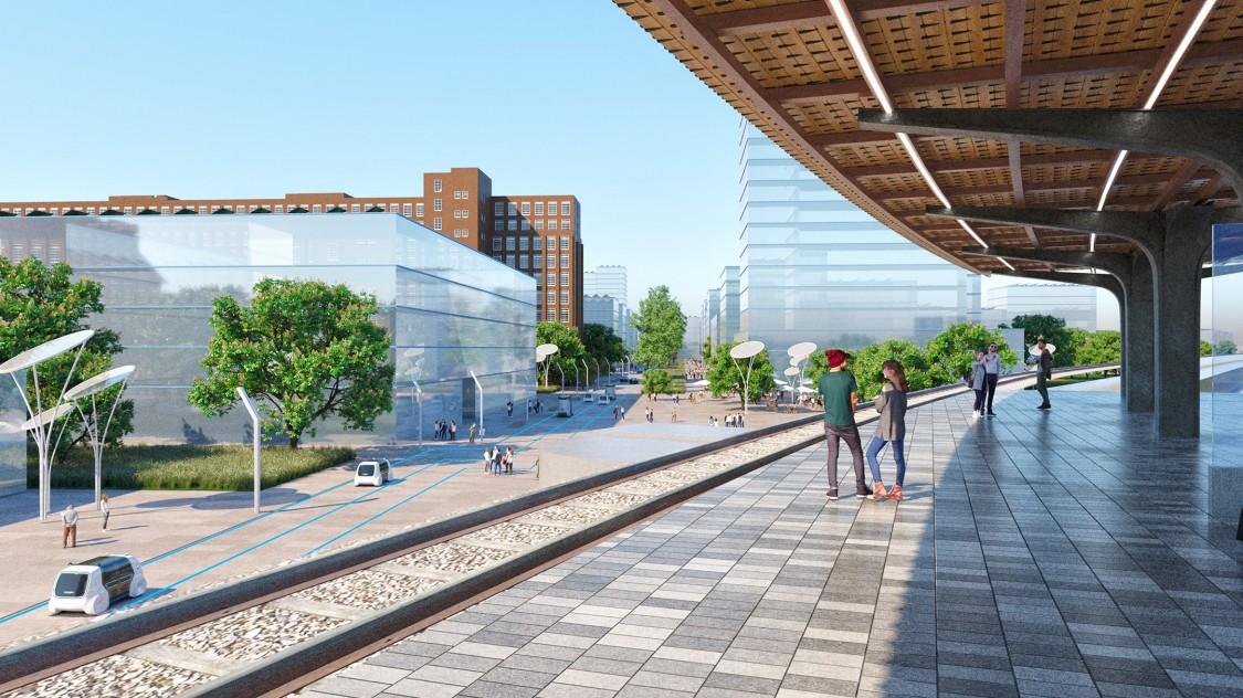 Siemensstadt Berlin: innovative Stadt der Zukunft