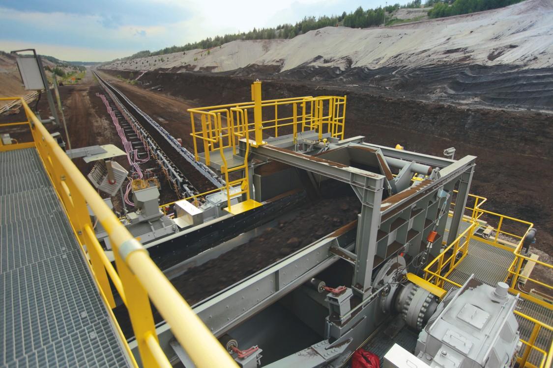 gearmotors - mining