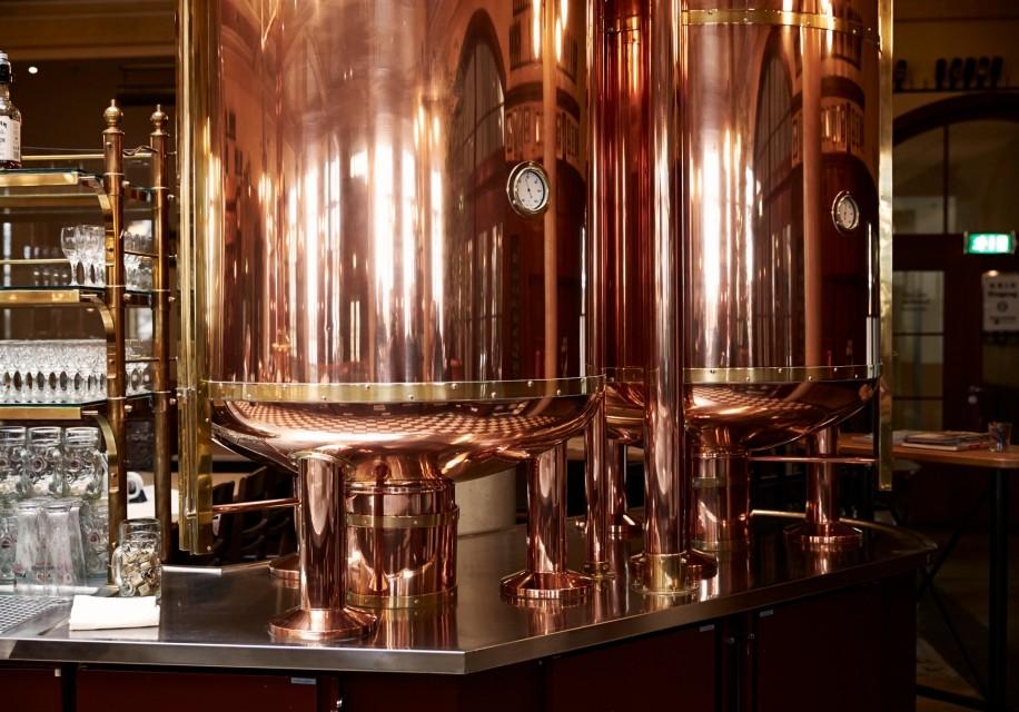 Paulaner Brauerei bei München