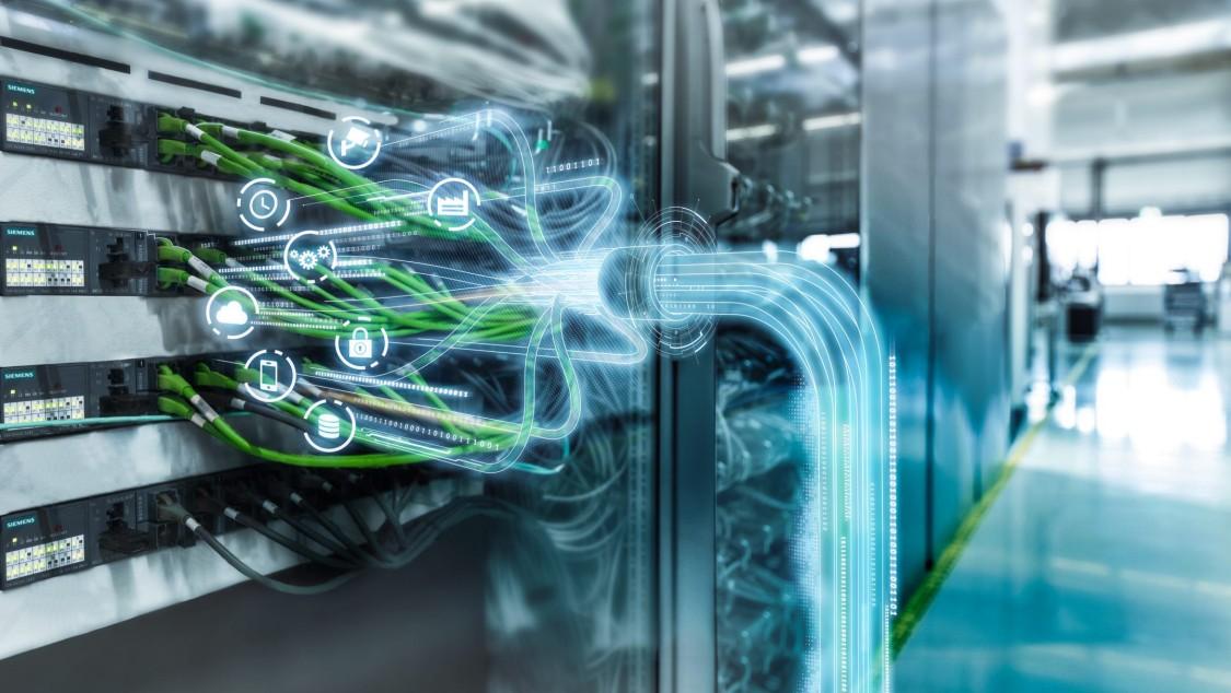 Siemens setzt ein Zeichen  - mit OPC UA über TSN