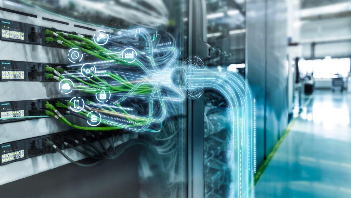Siemens wijst de weg – met op TSN gebaseerde OPC UA